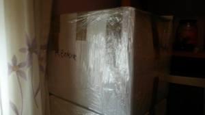 Cajas de Jordi para su envío con CANGOBOX